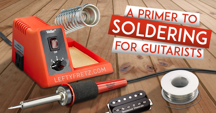 Best Soldering Iron For Guitar