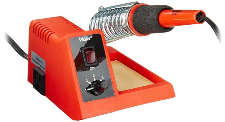 Weller WLC100 Soldering Iron Station For Guitar Review