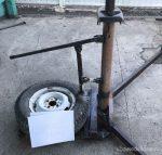 Приспособление для разбортовки колес своими руками – Шиномонтажный станок своими руками | АВТОСТУК.РУ