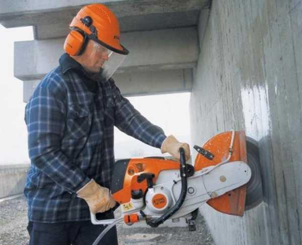 диски резать бетон