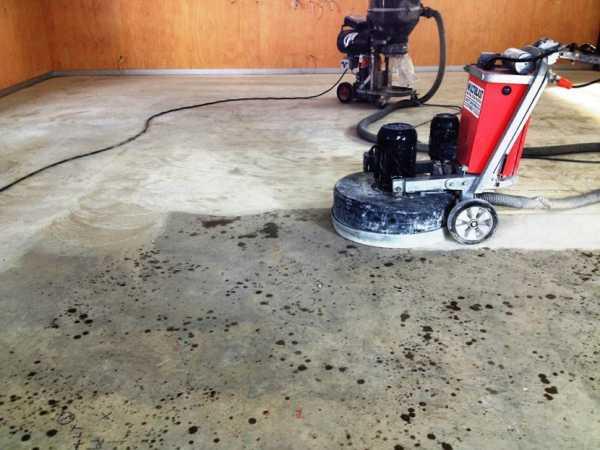 Шлифовка бетона вручную заказать бетон миксер тольятти