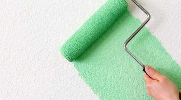 Валик для латексной краски - какой инструмент выбрать?